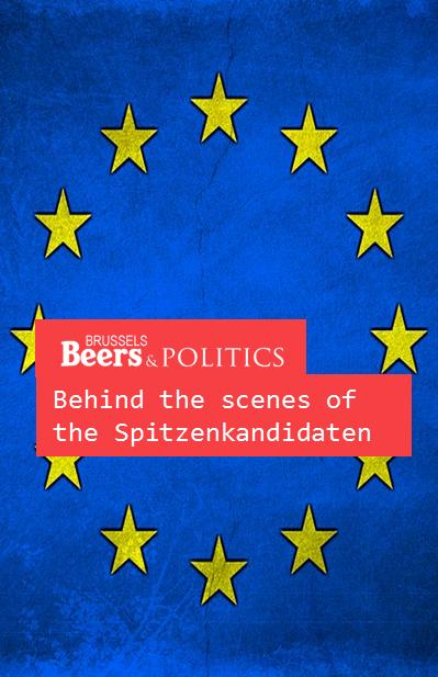 Behind the scenes of the Spitzenkandidaten