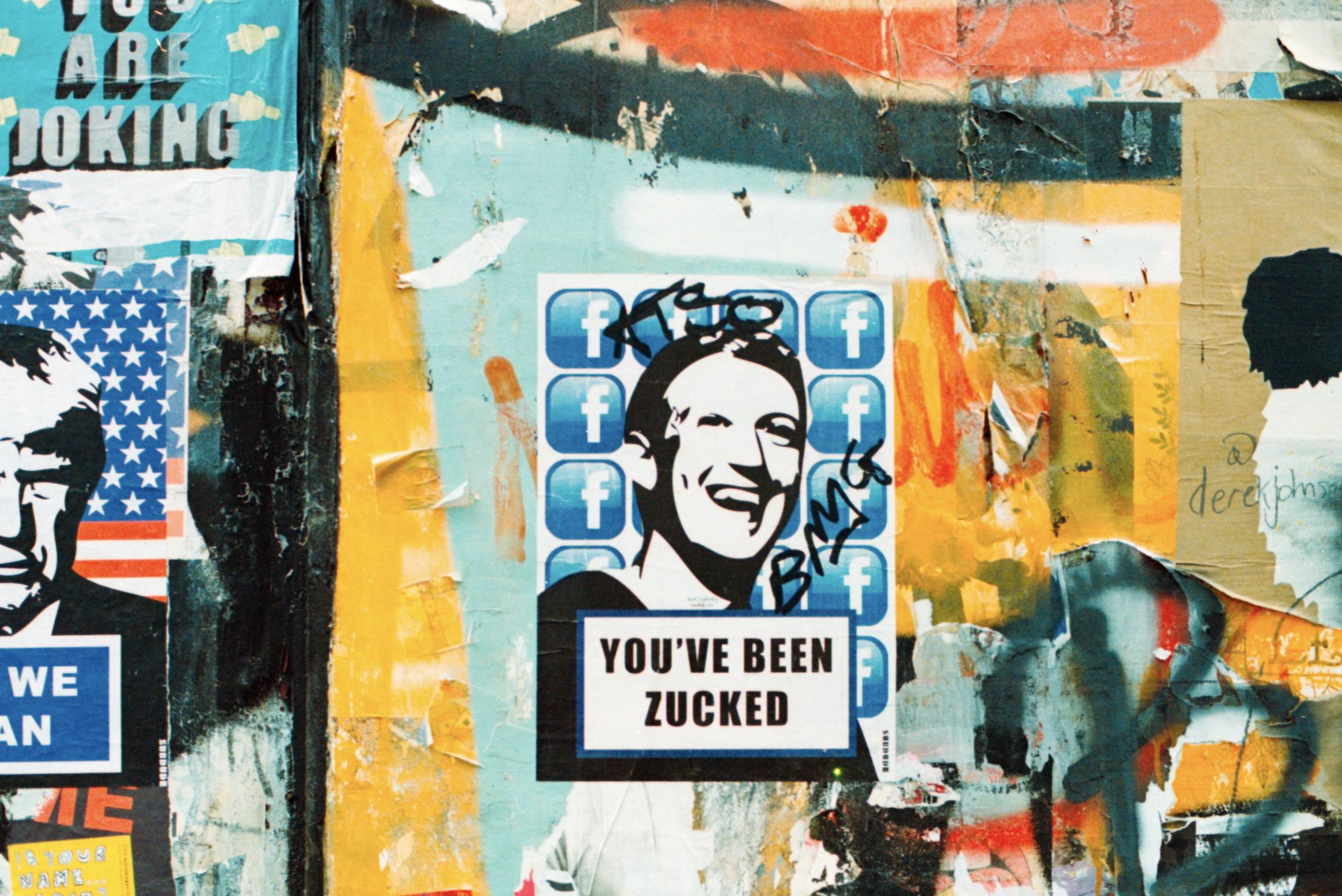 Pour Mark Zuckerberg toutes les contrevérités sont bonnes à dire