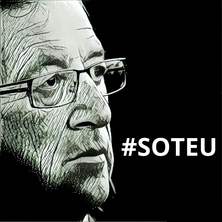 Juncker and #SOTEU [Max Sattonnay with Prisma]